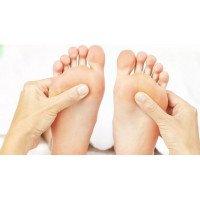Masaż stóp i nóg w przypadku płaskostopia